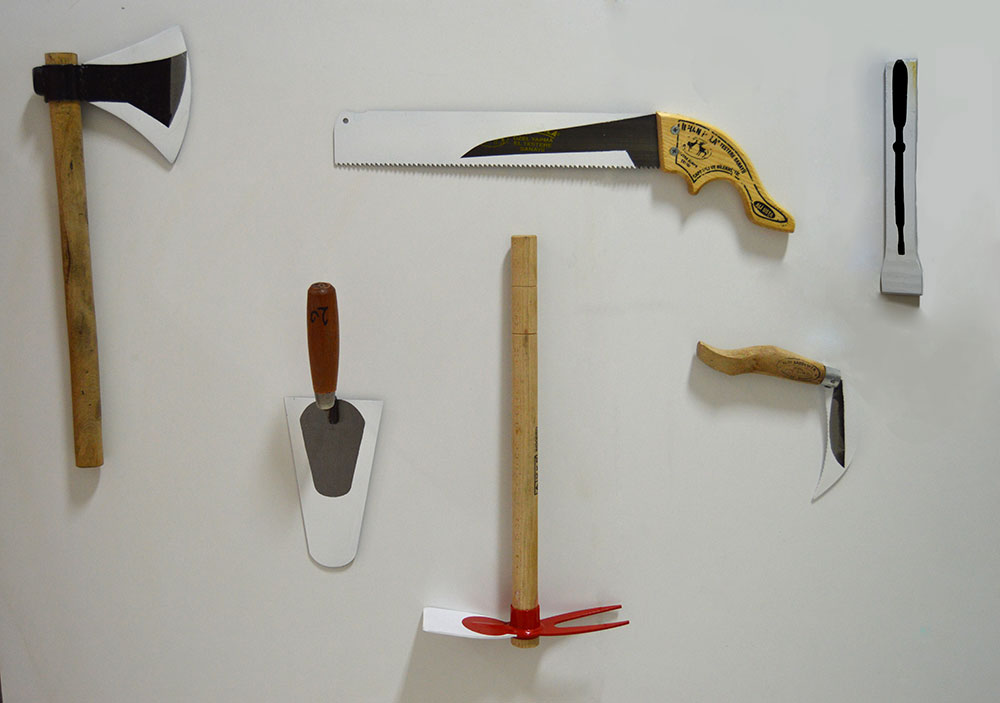 Seniha Ünay - Babamın-Nesneleri-My-Father's-Objects