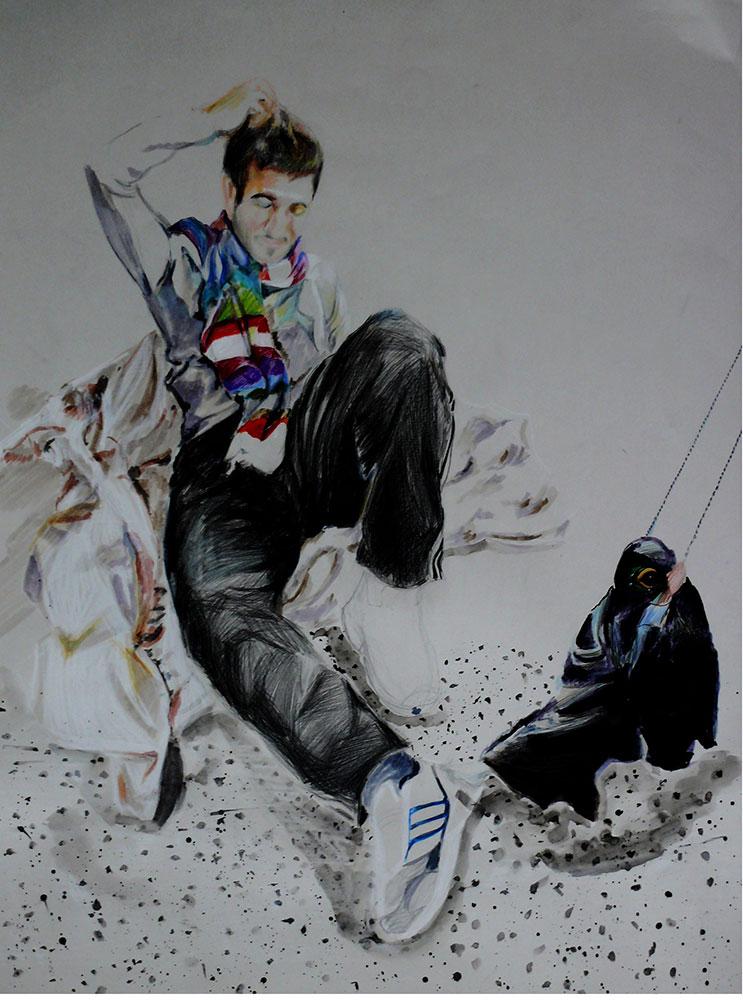 Seniha Ünay - Düşmekan-Dreamspace-(1)